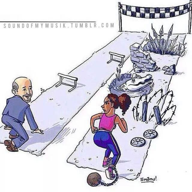 social disparity Social inequality social inequality refers to a lack of social equality, where individuals in a society do not have equal social status.